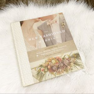 Other - 🍩The New Fashioned Wedding Hardcover Book